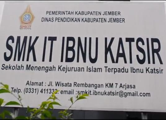 PROFIL SMKIT IBNU KATSIR JEMBER JAWA TIMUR