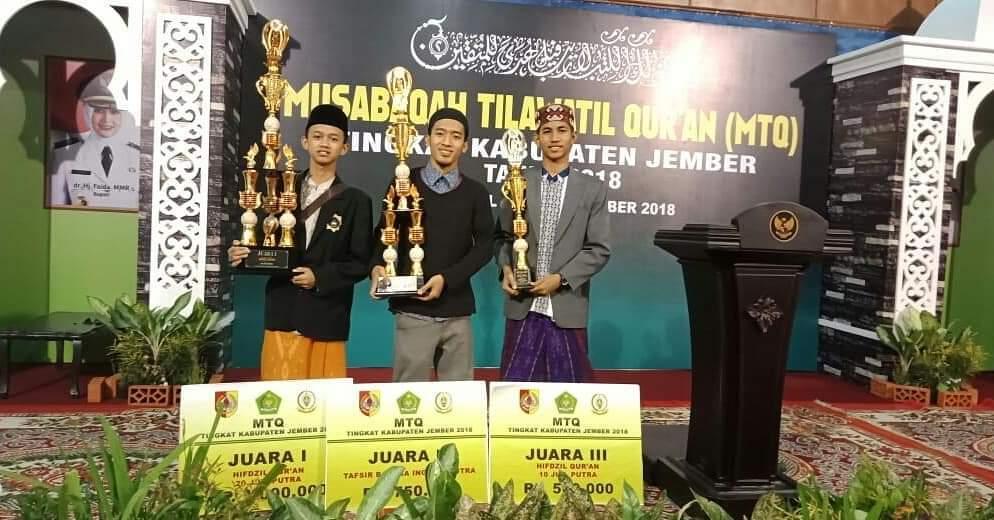 Juara MTQ Tingkat Kabupaten Jember