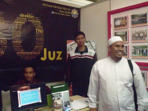 Ma`had Ibnu Katsir di Festival Ekonomi Syariah