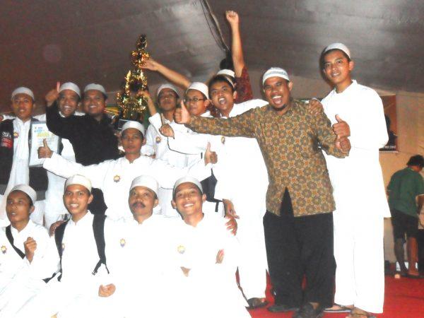 Ma`had Ibnu Katsir di Festival Musik Islami