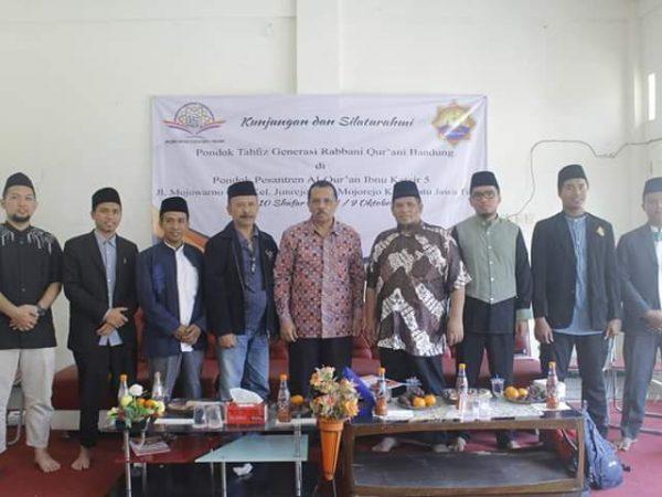 "Ibka 5 Batu Dikunjungi  ""Keluarga Allah"" Dari Bandung"