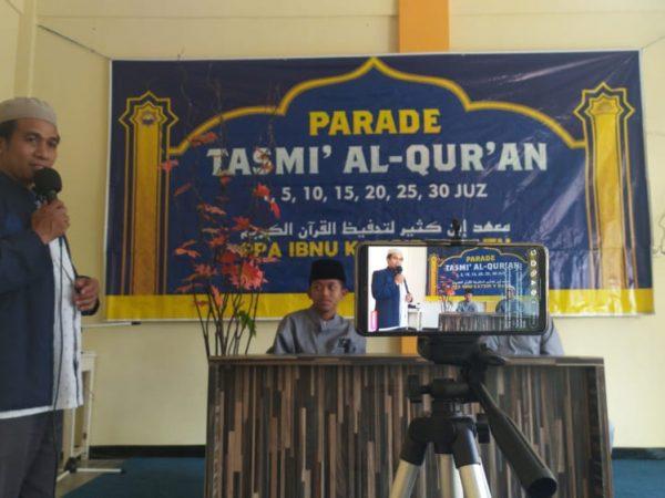 PARADE TASMI' AL-QUR'AN IBKA BATU