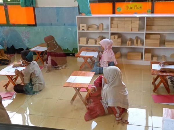 Mempersiapkan Anak TK-Qur'an Dengan Psikotes