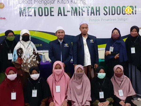 Delegasi PPA Ibnu Katsir 2 Mengikuti Pelatihan Metode Baca Kitab Al-Miftah Sidogiri