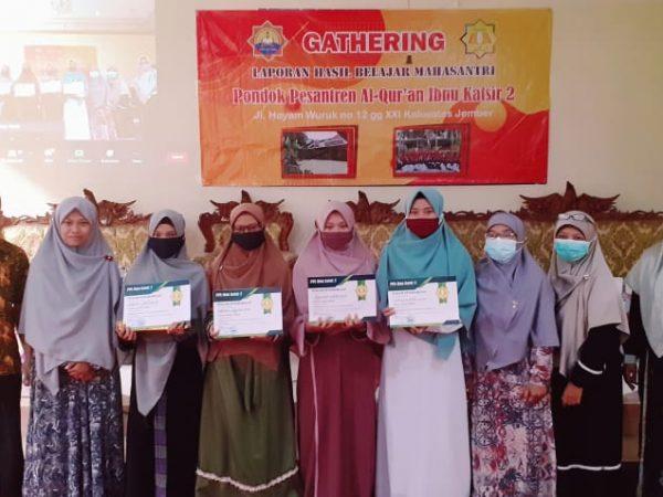 Gathering & Pembagian Raport PPA Ibnu Katsir 2