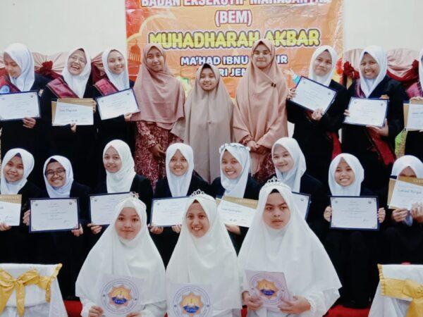 Pelatihan Public Speaking Rutin PPA Ibnu Katsir 2